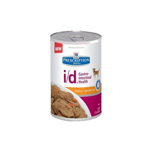 Hill S Prescription Diet I D Digestive Care Chicken And Vegetable Stew Canned Dog Food 12 12 5 Oz Check This A Dog Food Recipes Chicken Vegetable Stew Food