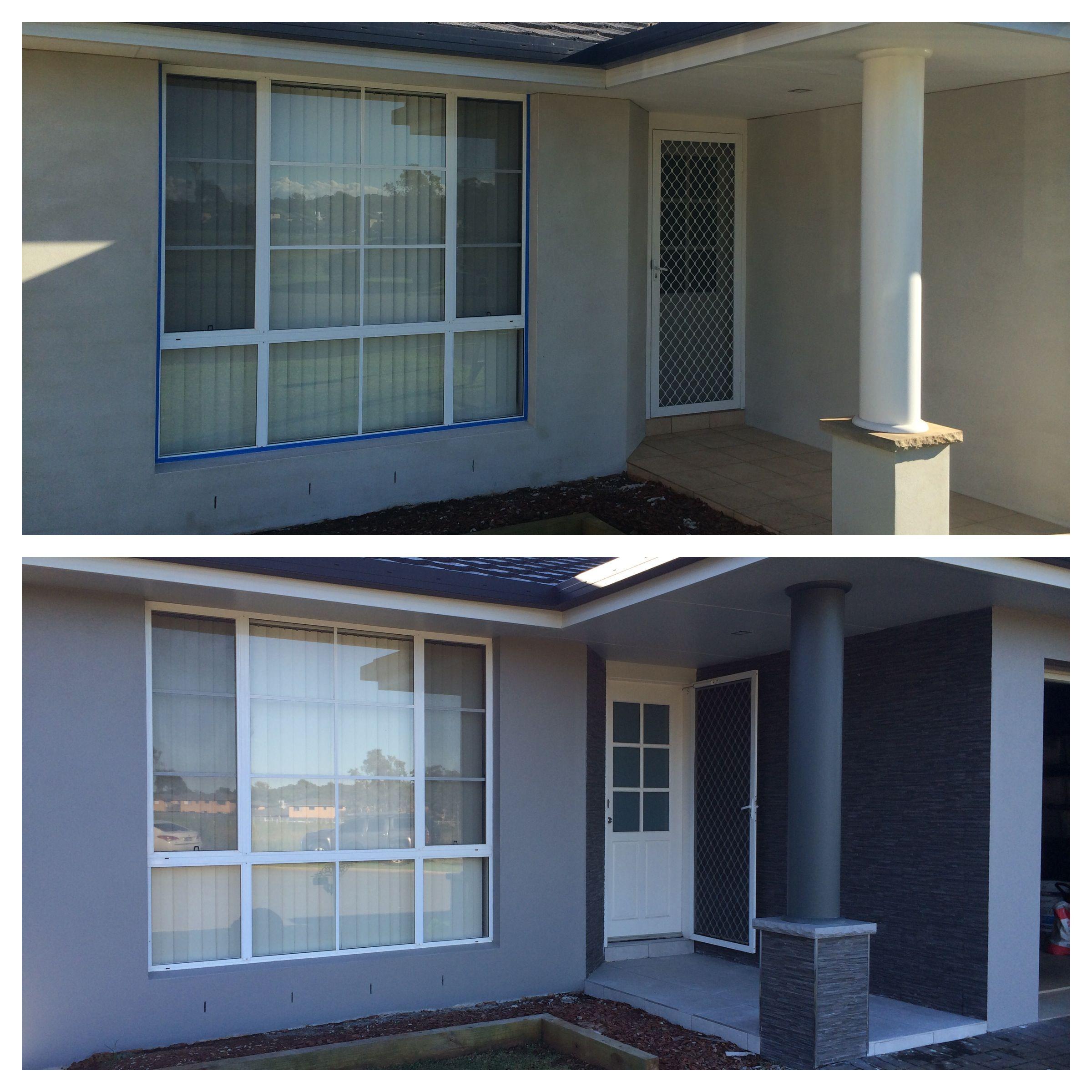 dulux exterior paint colours australia. dulux mole grey for walls, with juvenile feature colour. paint coloursmole exterior colours australia