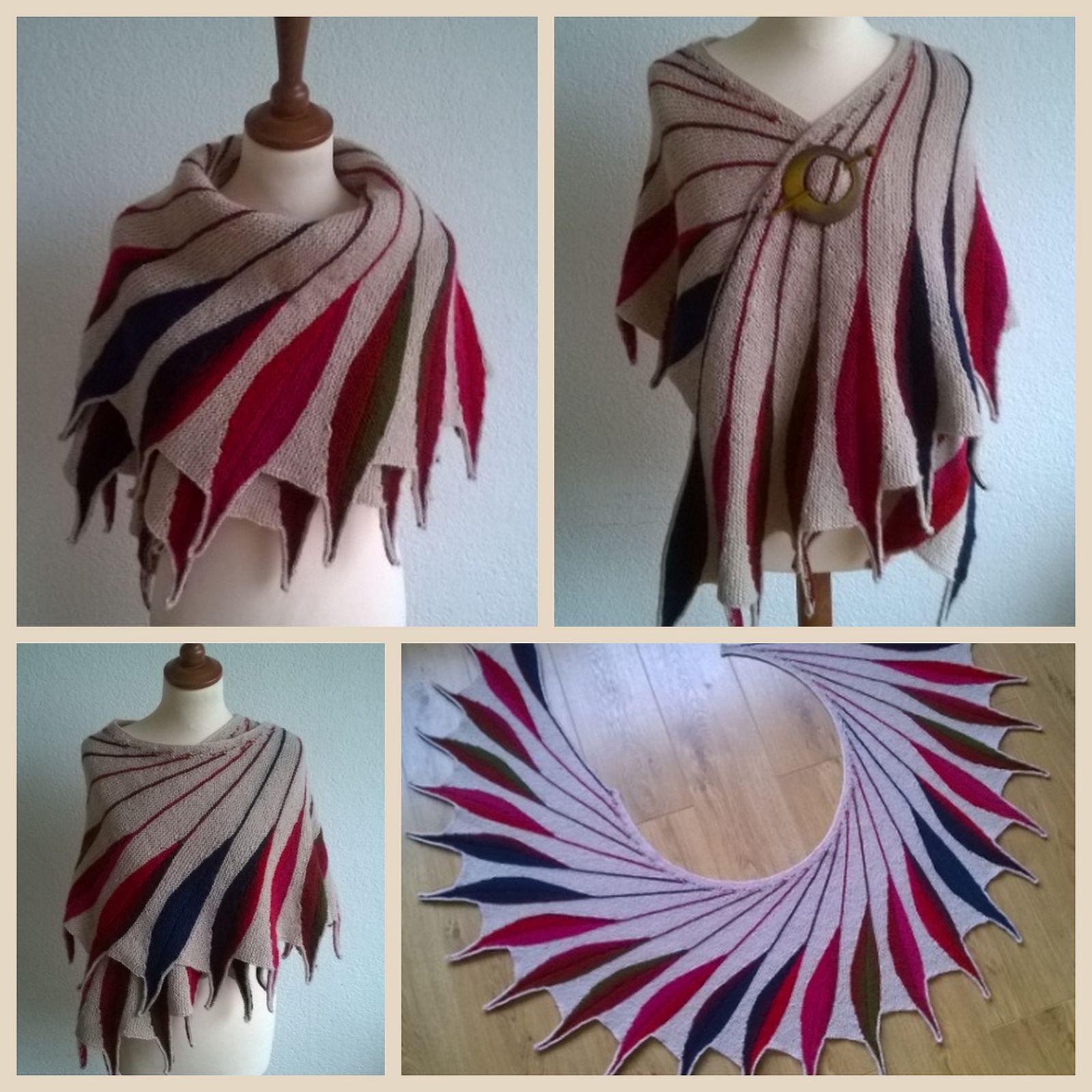 Dreambird KAL pattern by Nadita Swings | Pinterest | Capuchas
