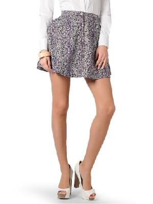 Pepe Jeans Mini Skirt