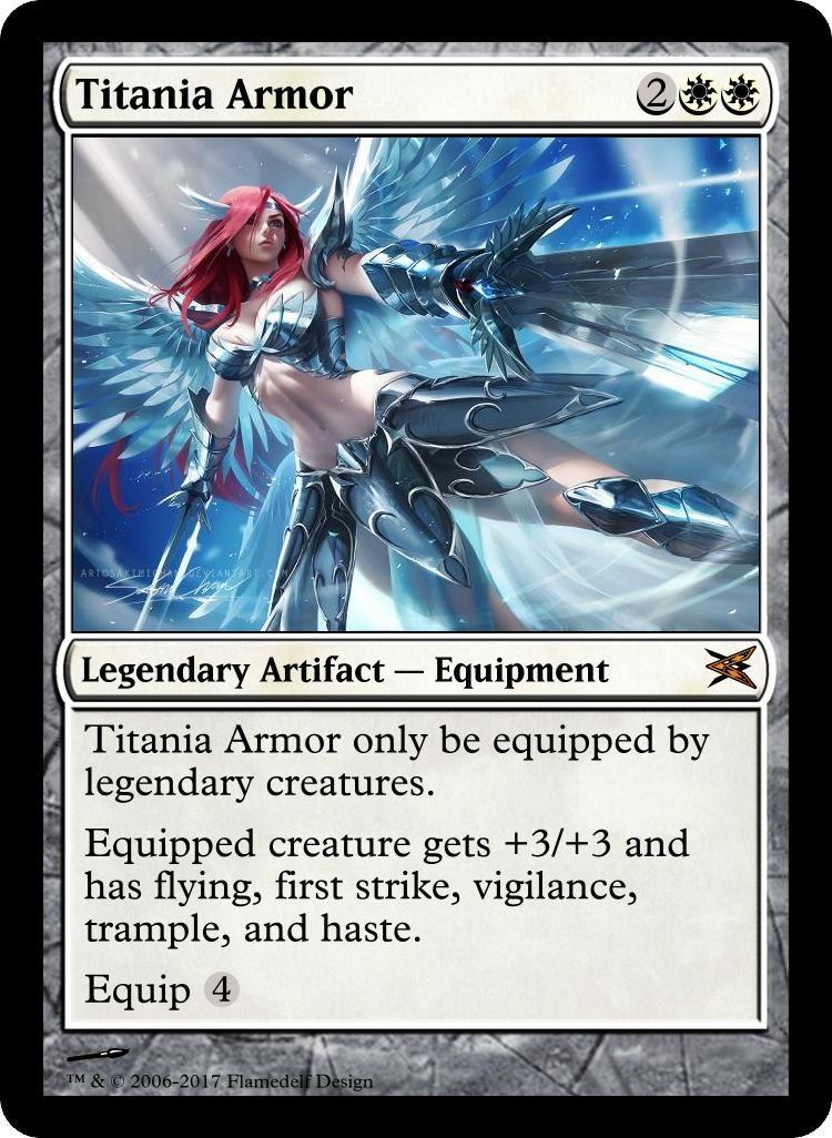 MTG Anime custom proxy Magic the gathering cards, Magic