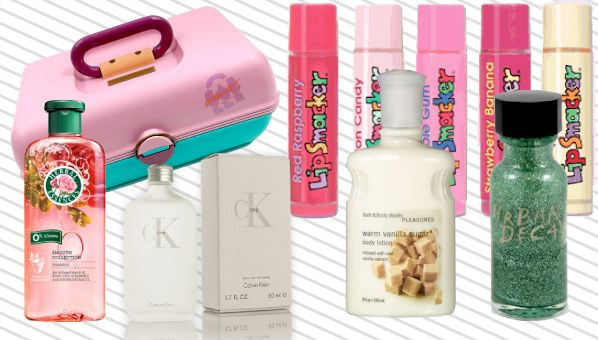 90s Makeup Beauty Products From The 90s Bottle Water Bottle