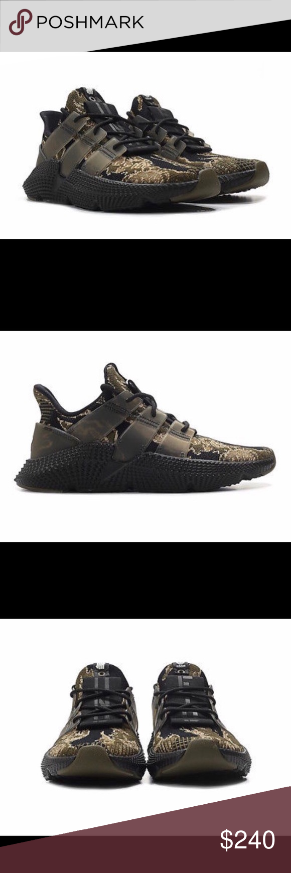Adidas Limitata X Undftd Prophere In Edizione Limitata Adidas Di Rara Adidas, Cliente cea041