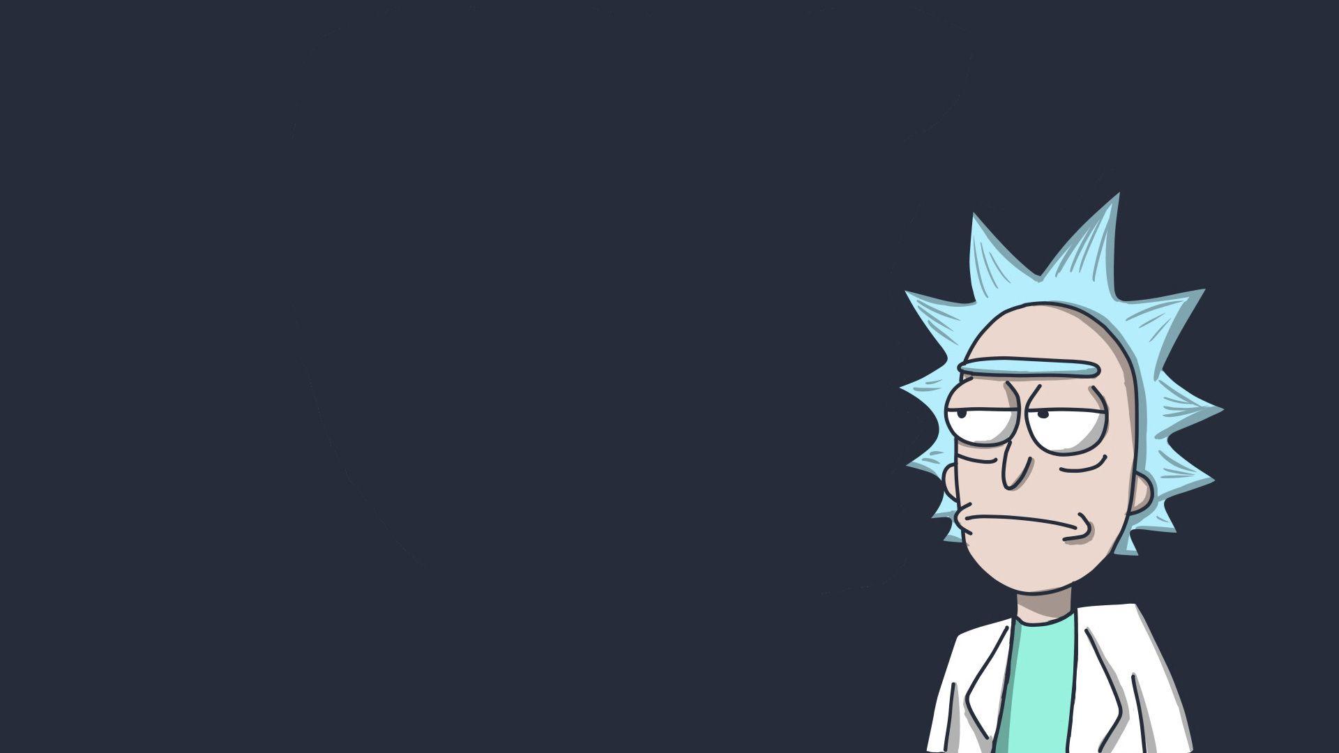 4k Rick And Morty Wallpaper Em 2020 Imagem De Fundo De Computador Papel De Parede Do Notebook Papel De Parede Computador