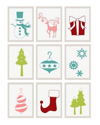 Free Christmas Game Printable Navidad Y Juego