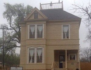 Belton man wants to turn historic home into haunted bed and brea