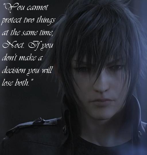 Love Fantasy Quotes: Love Final Fantasy Xv