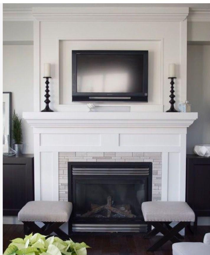 pingl par ollivia brown sur keeping room pinterest chemin e d co int rieure et d co maison. Black Bedroom Furniture Sets. Home Design Ideas