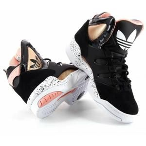 d5915c61e412f ADIDAS ORIGINAL BASKET FEMME MONTANTE FASHION GLC   vetement et ...