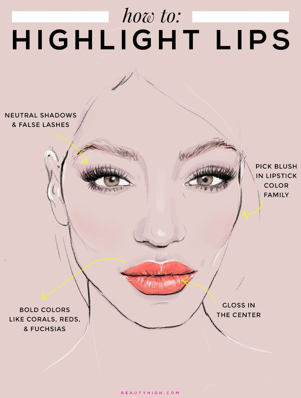 Prom Makeup Tips to Highlight Your Facial Features  Prom makeup