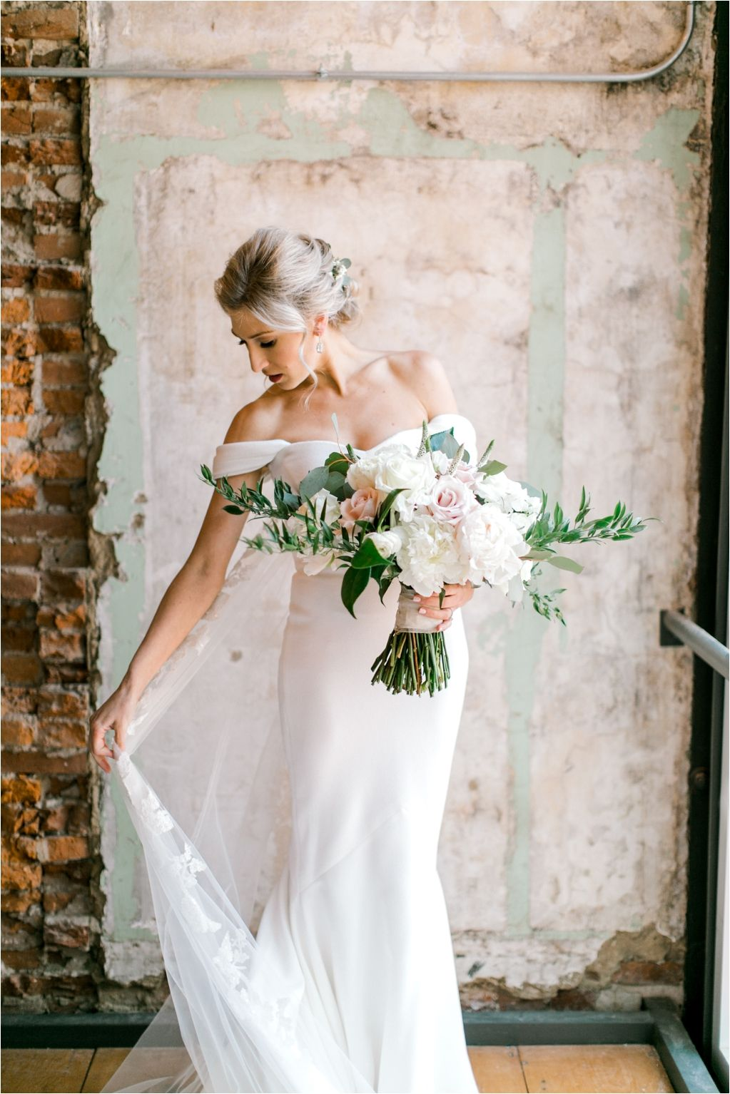 Wedding Reception Ceremony Wedding Venue Wedding Photography The Knot Wedding Inspiration Brid Wedding Dresses With Flowers Wedding Dresses Brick Wedding Venue
