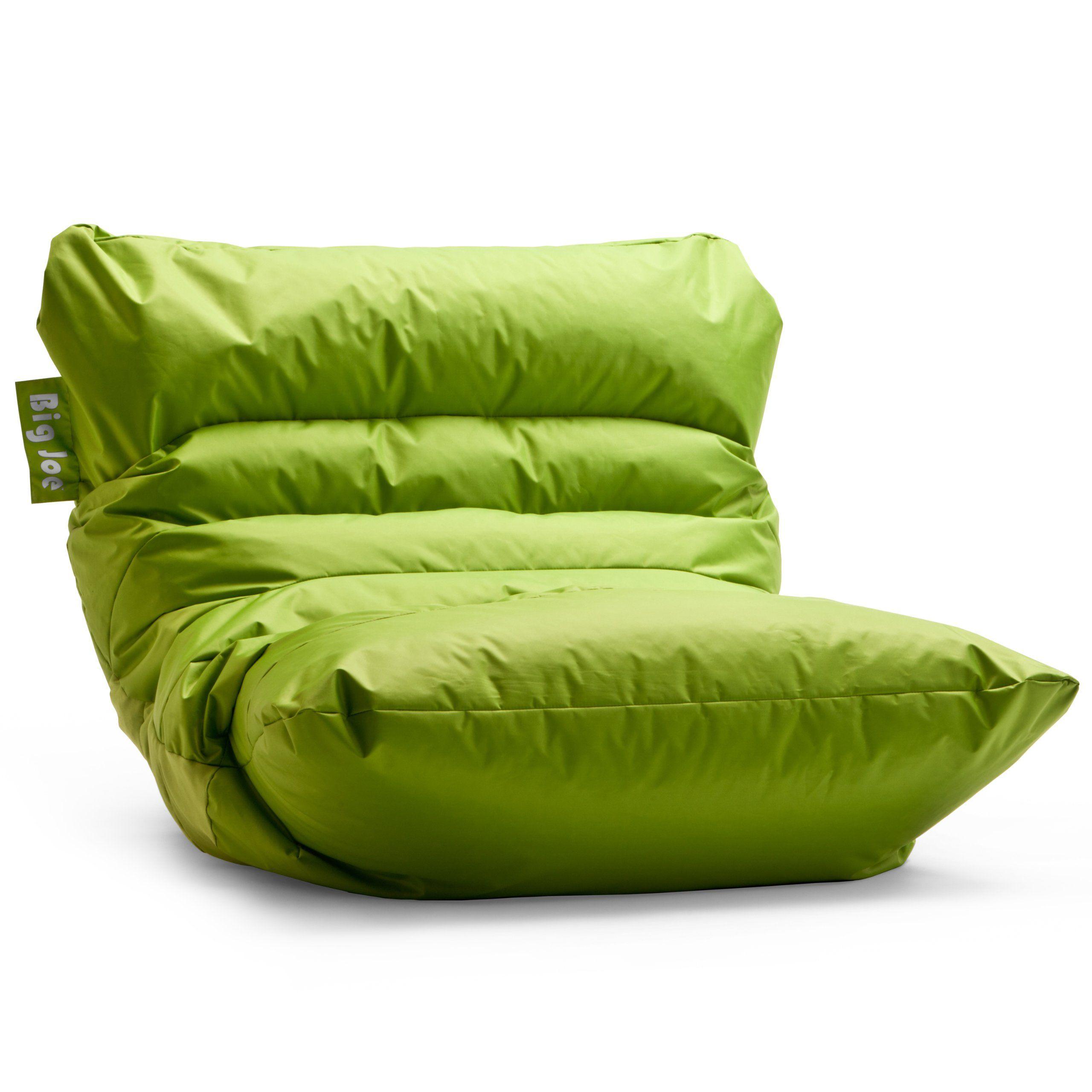 Amazon Com Big Joe Roma Bean Bag Chair Spicy Lime Beanbag Chairs For Teens Bean Bag Chair Big Bean Bag Chairs Big Bean Bags
