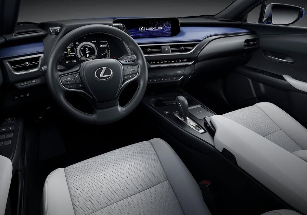 2021 Lexus Ux 300e 2020