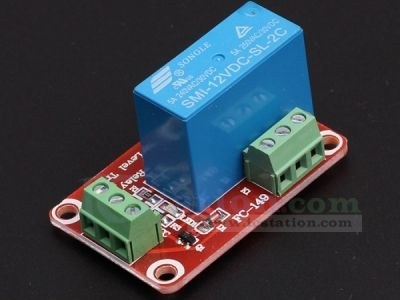 12V 1-Channel Duplex Power Relay Module Low Level Trigger(4.13 with Free Shipping) http://www.icstation.com/channel-duplex-power-relay-module-level-trigger-p-6033.html
