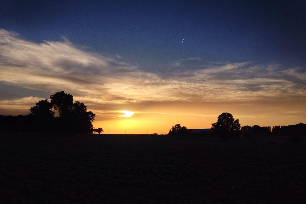 Summer nights - #iphonography #landscape #on #original #photographers #sunset #tumblr