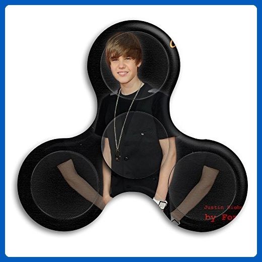 Fidget Spinner Justin Bieber Stress Reducer Relief Toys Perfect