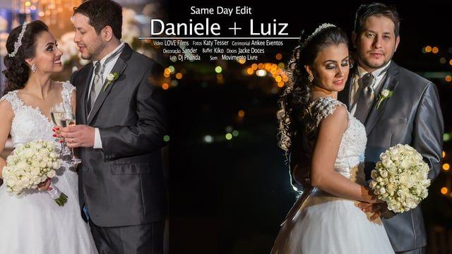 Daniele e Luiz