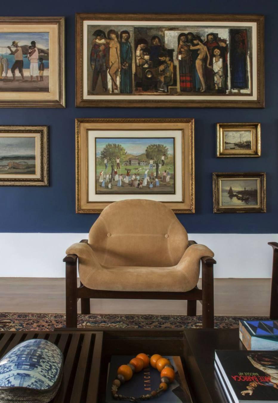 Casa foi construída a partir de azulejos trazidos de Portugal - Vida & Estilo - Estadão