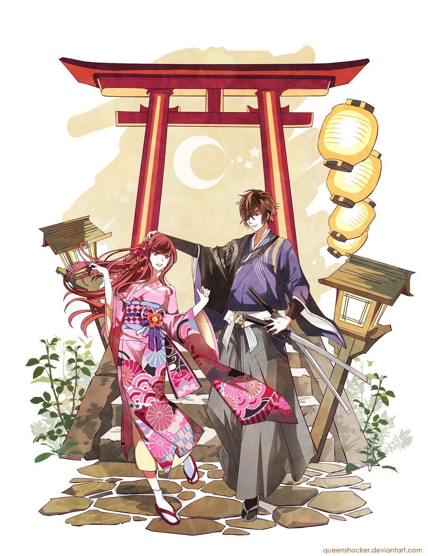 ikemen sengoku anime cast