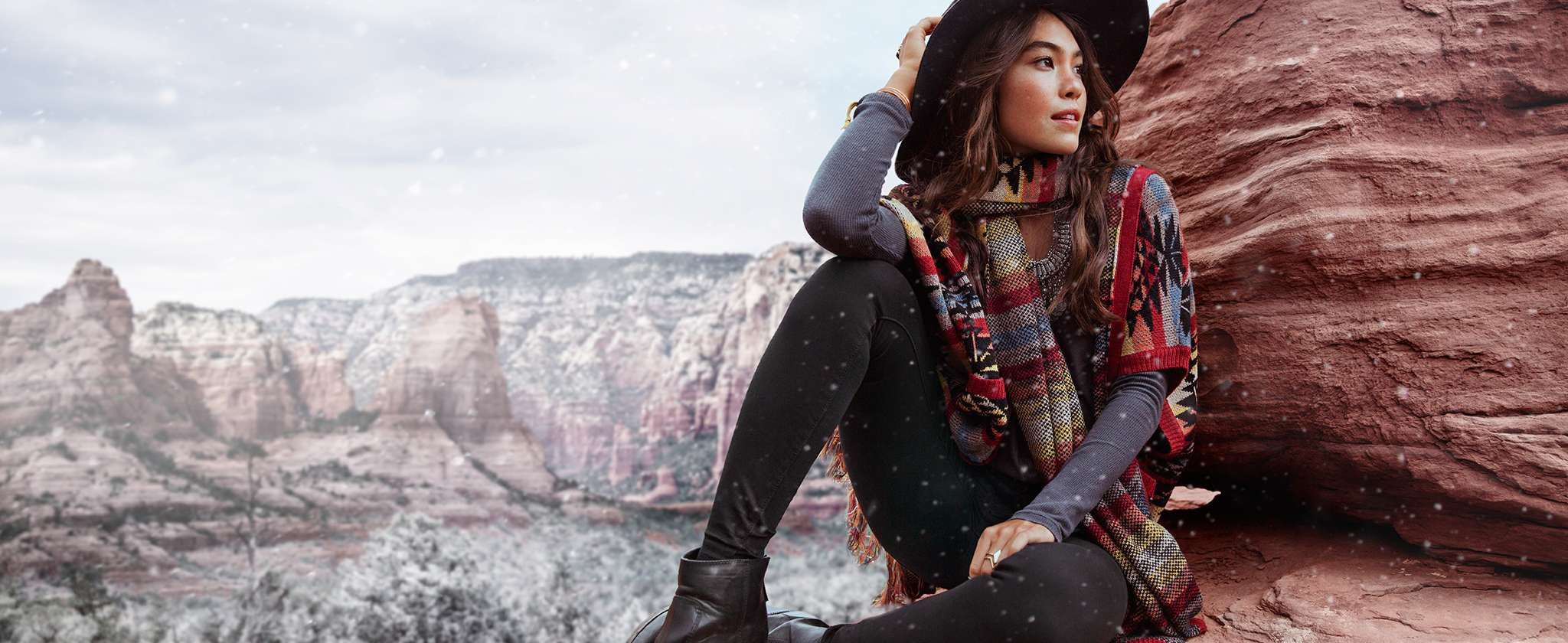 Grand Canyon In 2019 Winter Travel Outfit Winter Travel