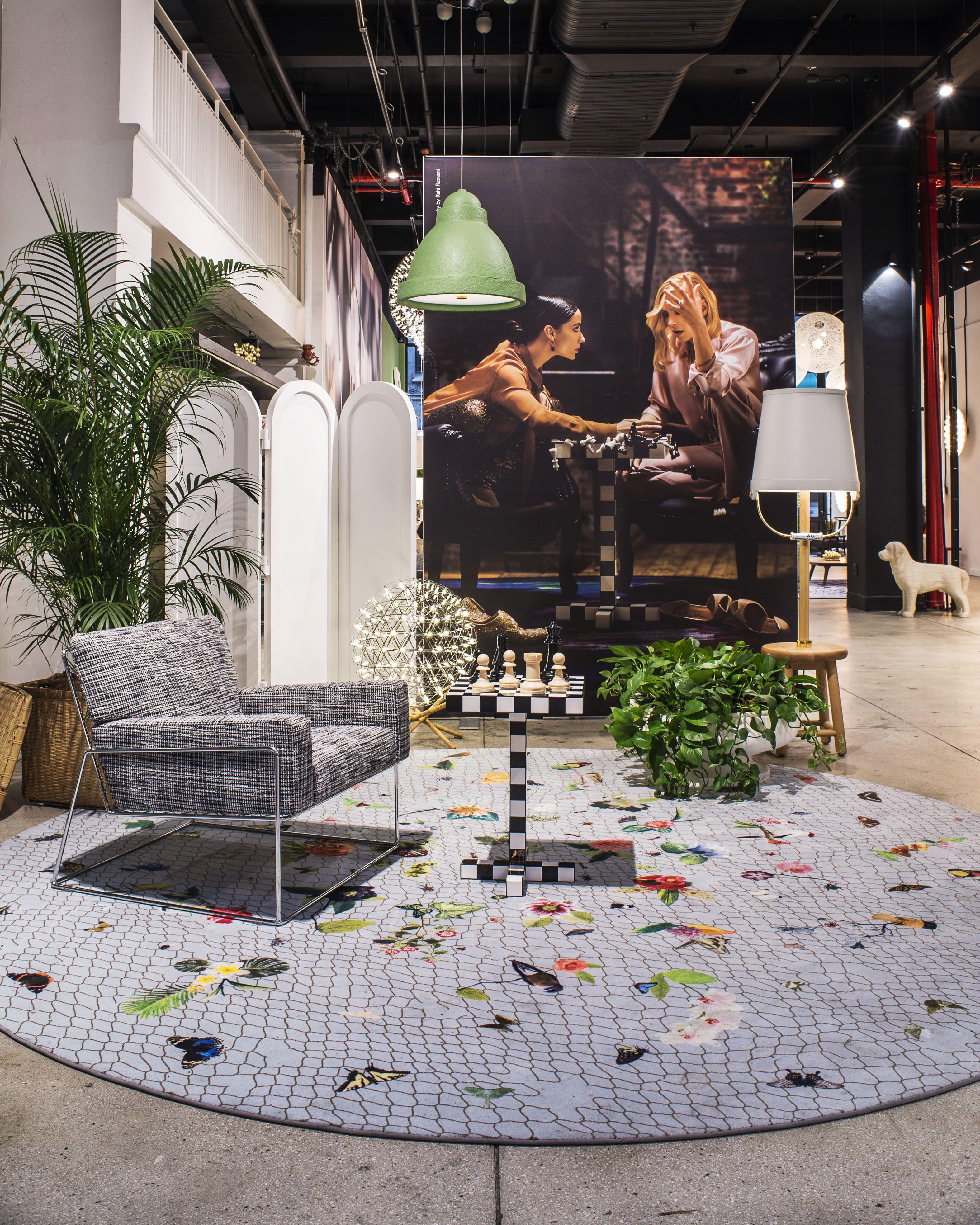 Homepage Moooi Colorful Interior Design Flooring Inspiration
