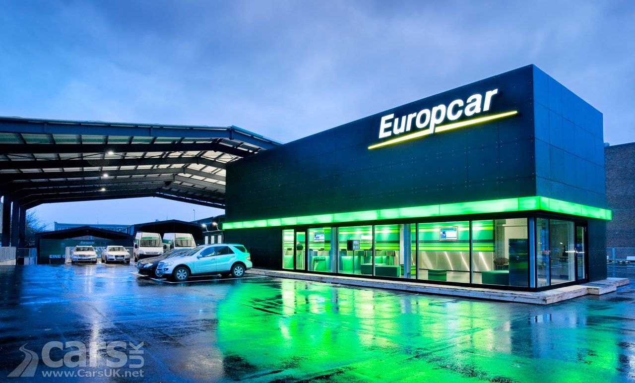 Europcar offering OneWay car rental for just £1. Yes