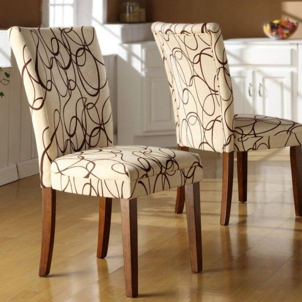 Dining Chair Fabric Ideas