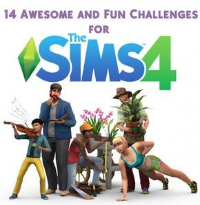 """14 Awesome and Fun Challenges to Play in """"The Sims 4"""""""