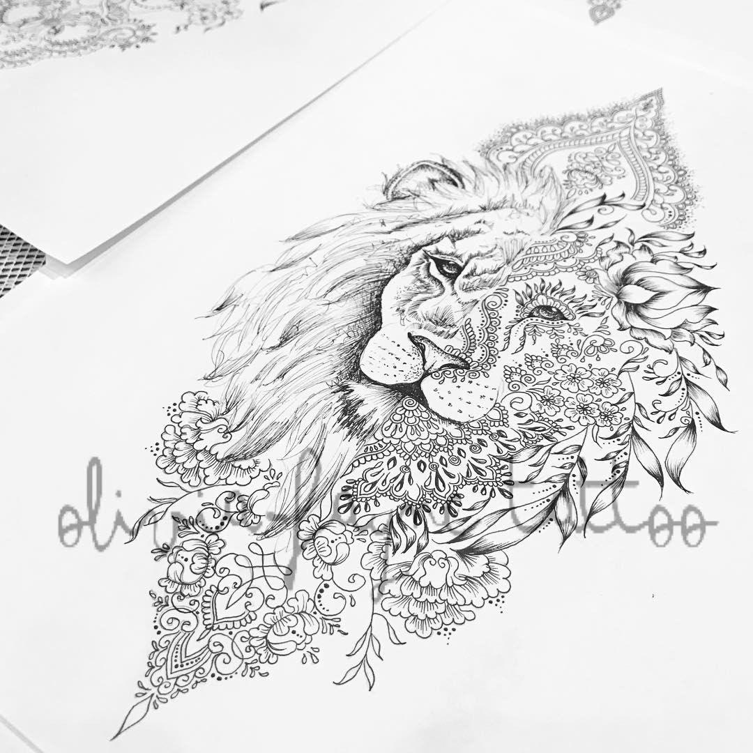 7f65ad496 2,823 Me gusta, 85 comentarios - Tattoo Designer & Artist  (@oliviafaynetattoo)