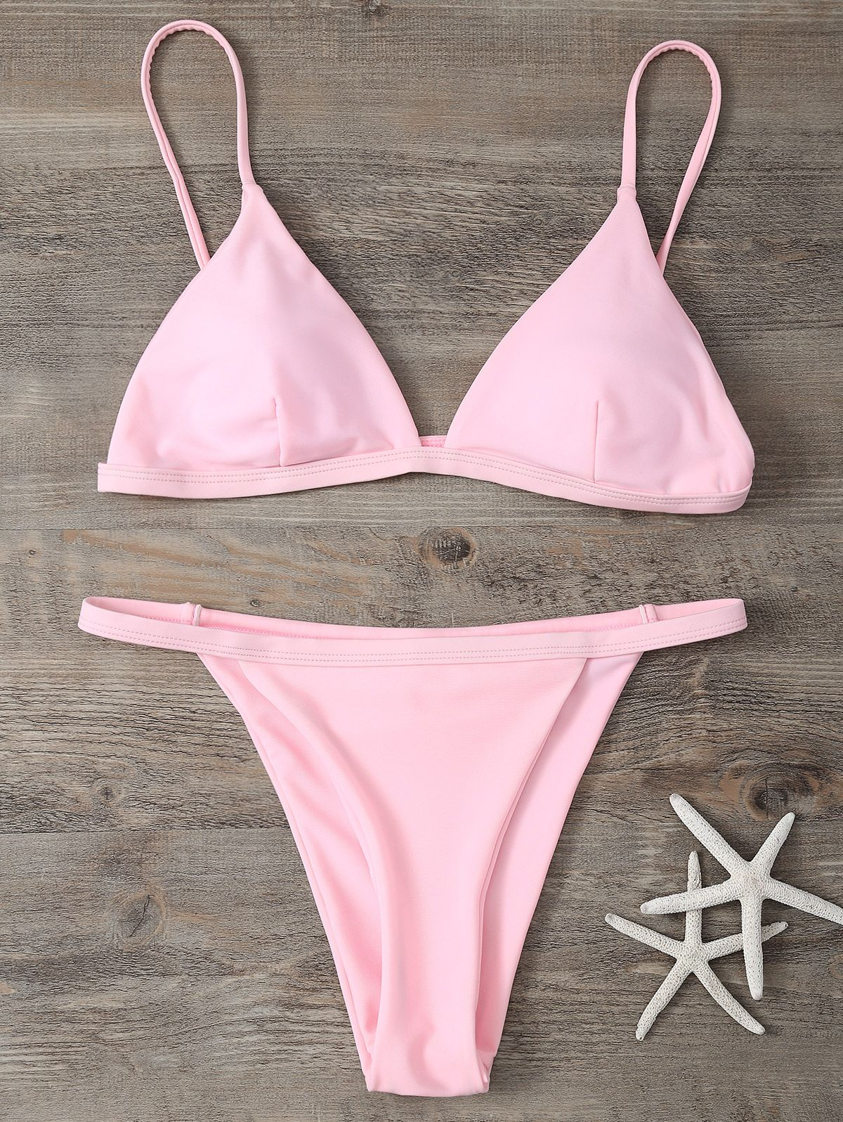 cc528823d Low Waisted Spaghetti Strap Bikini Swimwear in 2019 | Summer 2017 ...