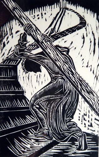www.sistermarygrace.artspan.com artwork 214334-2958320 Rosary-Woodcut-Prints the-visitation.html