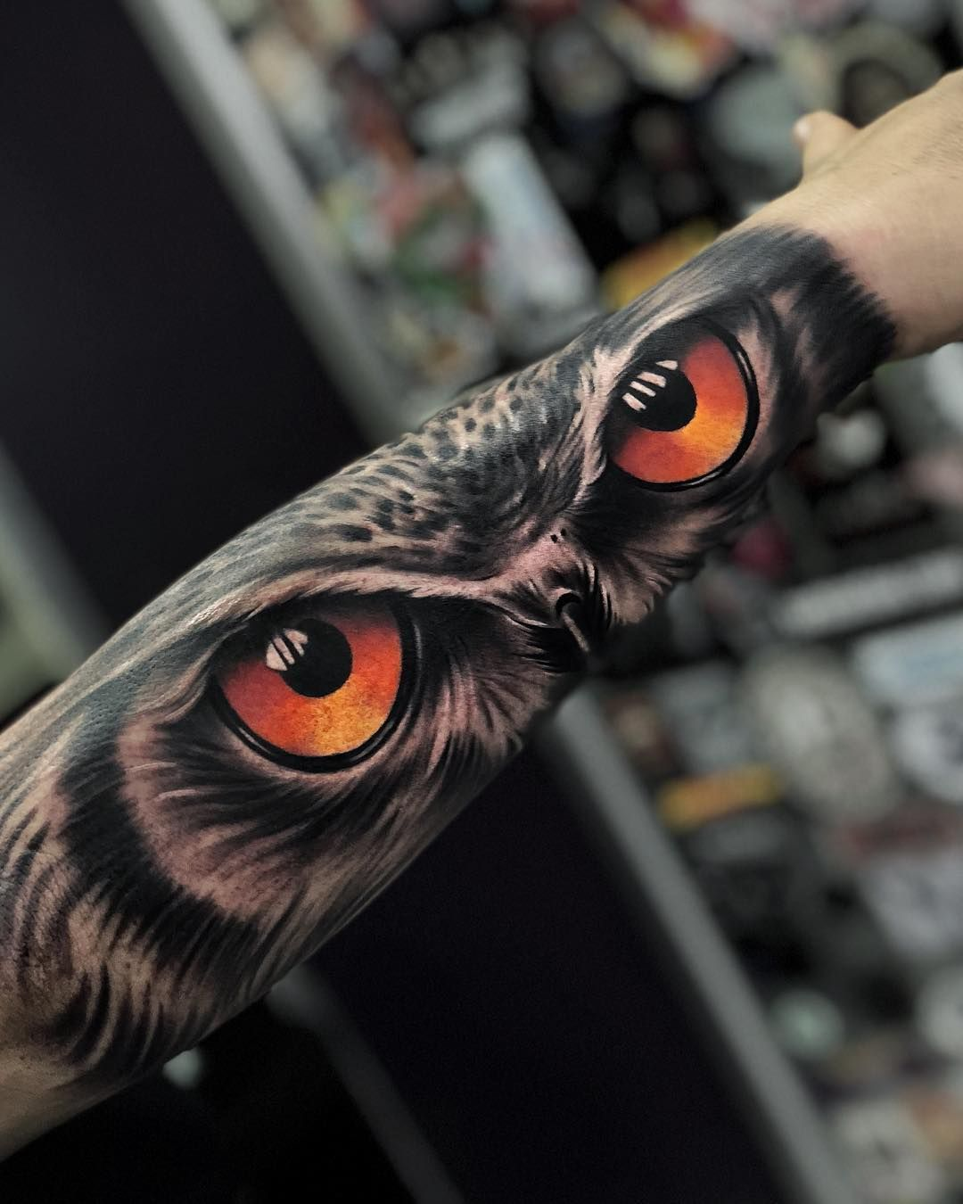 Creative Owl Tattoo C Tattoo Studio Real Ink Tattoo Studio Olhos De Tigre Tatuagem Tatuagem De Tigre Branco Tatuagem Coruja