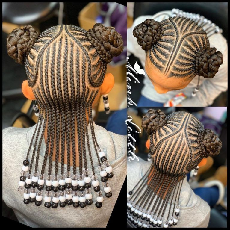 Braids For Kids 100 Back To School Braided Hairstyles