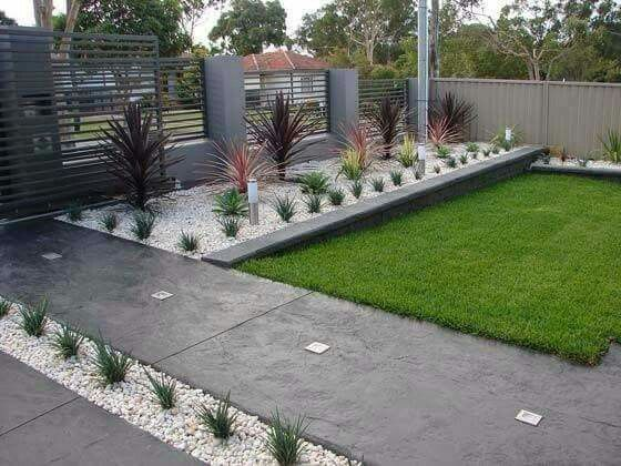Front yard Front backYard lanscaping ideas Pinterest Front