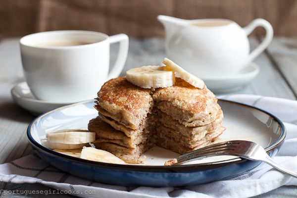 Whole Wheat Pancakes 2
