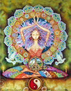 Sarasvati Lakshmi Parvati As Tres Deusas Shaktis Supremas Do