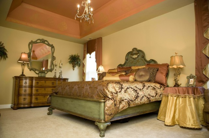 Tuscan Bedrooms What Is The Style Furniture Ideas