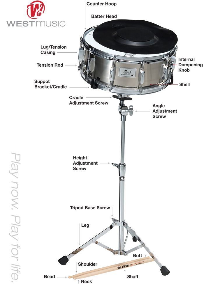 snare drum diagram articles blogs pinterest percussion and rh pinterest com snare drum diagram of parts Snare Drum Parts