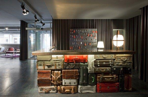 La Barcelona más canalla de los '70 renace con Lagranja en el nuevo hotel Chic Ramblas. | diariodesign.com