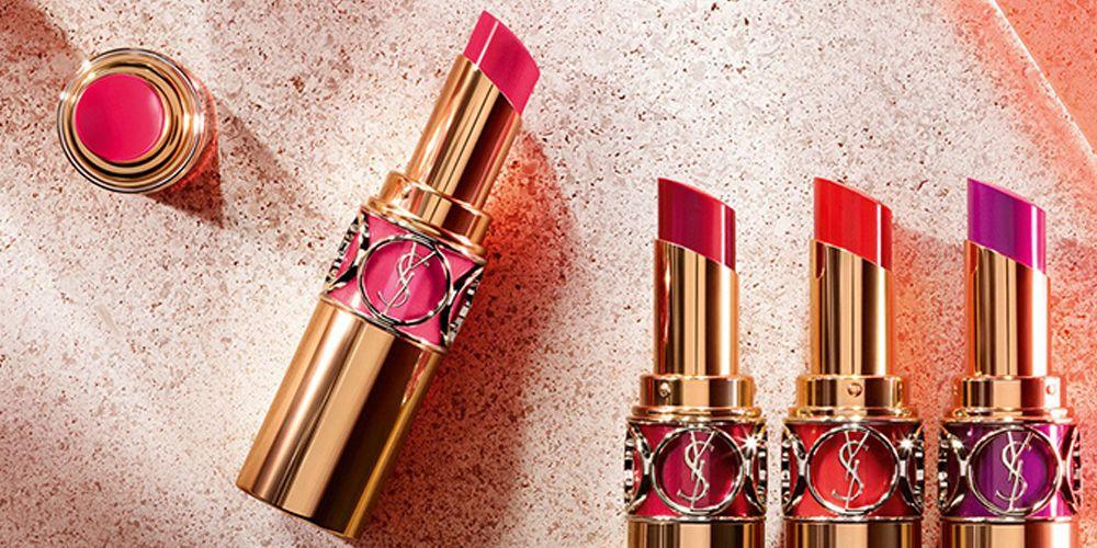 YSL Rouge Volupte Shine Oil-In-Slick Lipstick for Spring 2016 | Ysl rouge  volupte shine, Lipstick, Soften lips