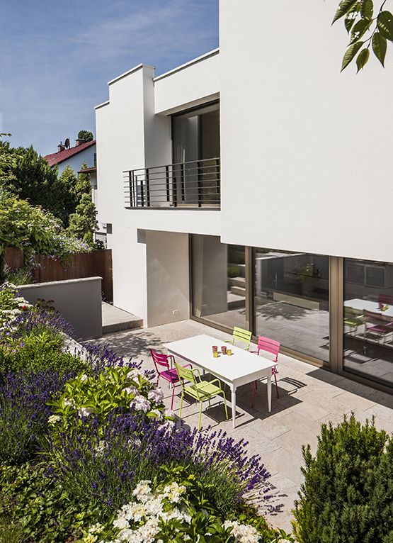 Projekt   Haus KB Stuttgart | Architekten Bda: Fuchs, Wacker.