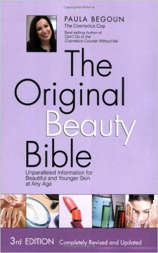 When You Want To Start Some Where This Is The Spot D The Original Beauty Bible Skin Care Facts For Ageless Beauty Beauty Bible Skincare Facts Beauty Book