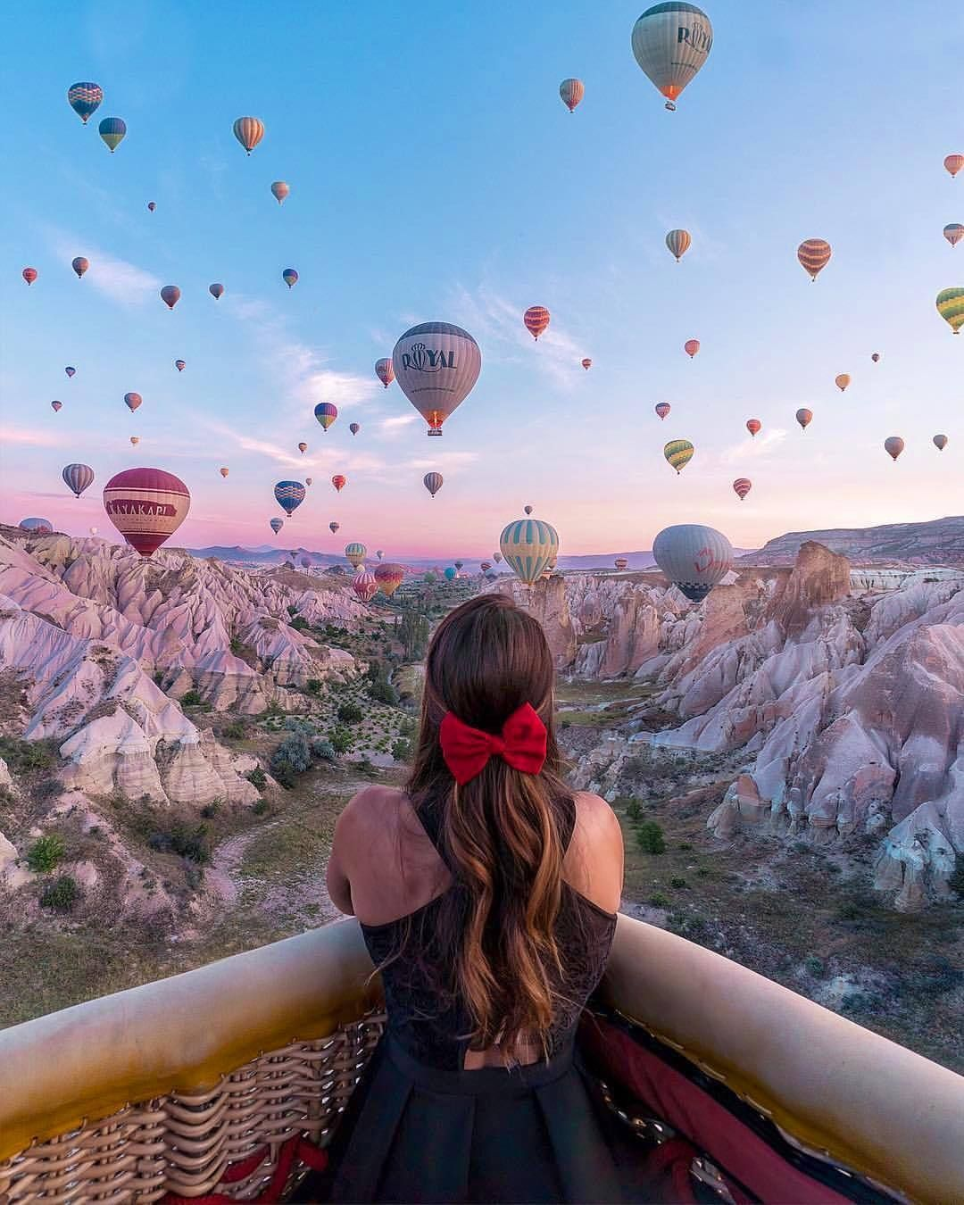 Cappadocia, Turkey • Balloon Festival Travel photography
