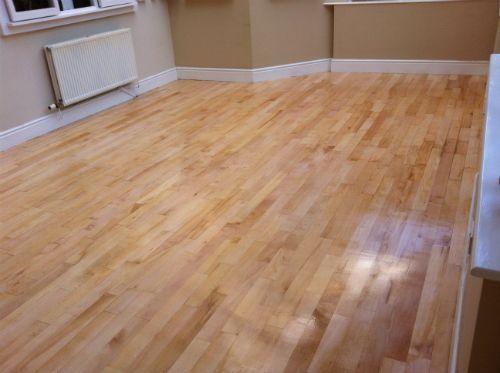 Maple Hardwood Floor Examples Recent