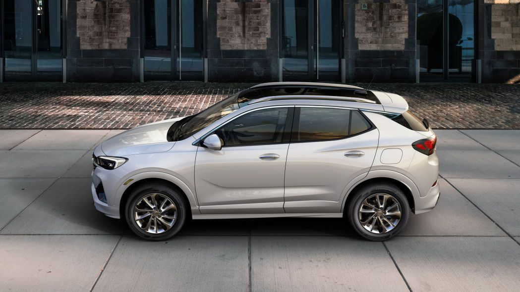 2020 Buick Encore Gx Added Between Encore And Envision Buick Crossover Suv Buick Cars