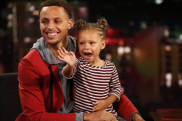 Riley Curry Just Got the Playhouse of a Lifetime from essence.com
