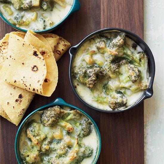 Broccoli Cheese Dunk  | Food & Wine