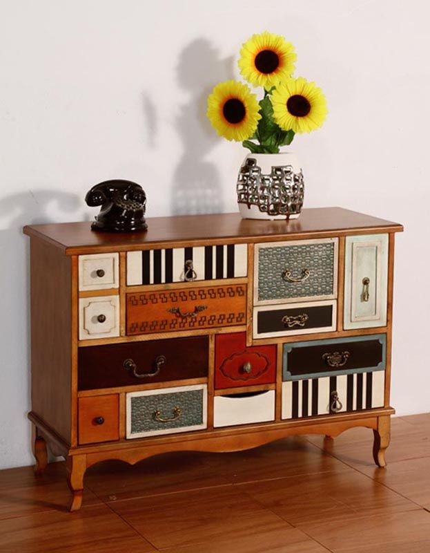 Recibidores c moda vintage 104 - Recibidores originales reciclados ...