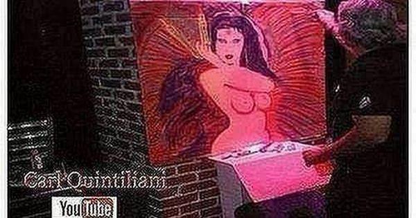 Pinned to Photos from Visual Street Art - Artist Documentaries of #CFQ Carl Fucking Quintiliani on Pinterest http://ift.tt/2iMdZKG   Pinterest   Pi   Pinterest