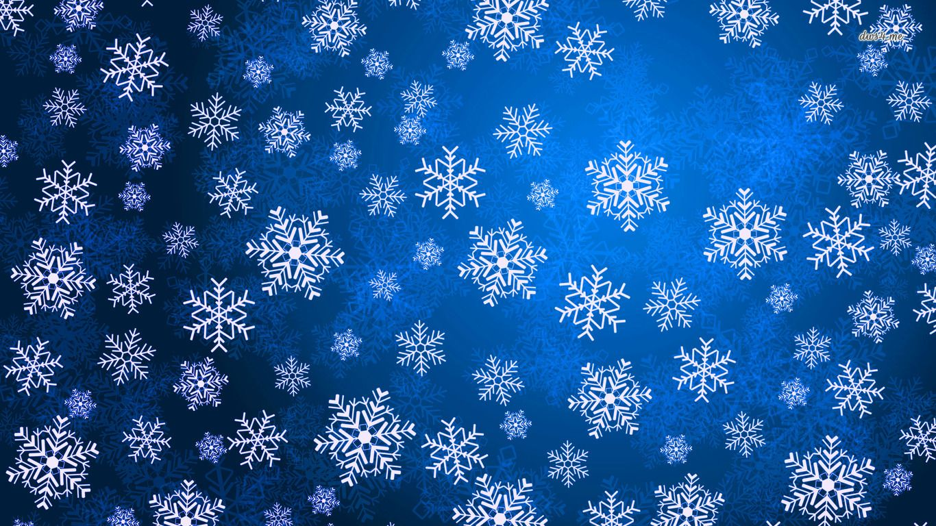 snowflakes high resolution wallpaper http